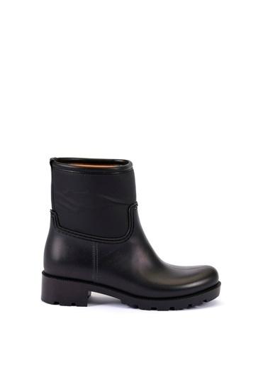 Esem ESEM B0007 Yağmur Botu Kadın Ayakkabı  Siyah